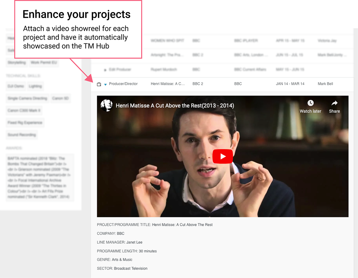 Enhance your projects